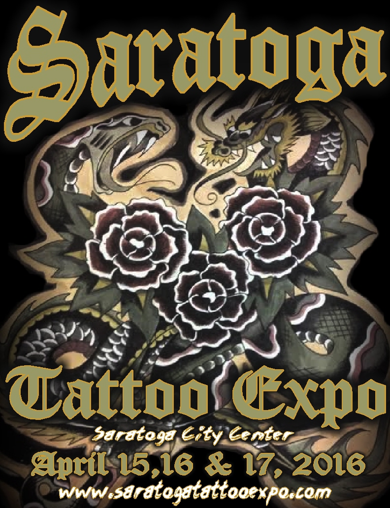 2012 Saratoga Tattoo Expo